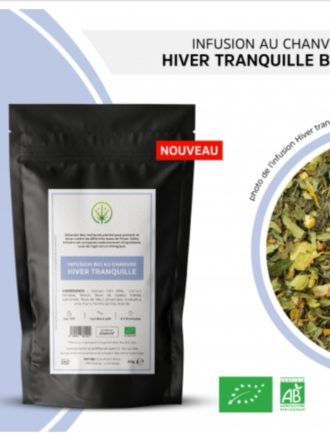 Infusion Hiver tranquille BIO