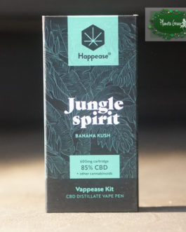 VAPE-PEN JUNGLE SPIRIT 85% de CBD