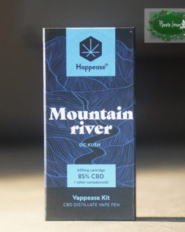 VAPE-PEN MOUNTAIN RIVER 85% de CBD